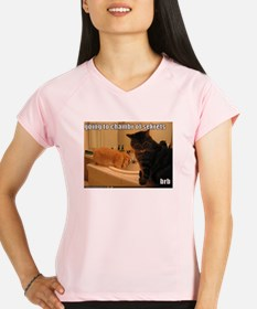 Wedding Candle Performance Dry T-Shirt