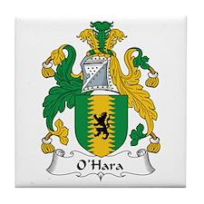 O'Hara Tile Coaster