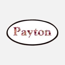 Payton Pink Flowers Patch