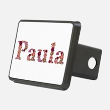 Paula Pink Flowers Hitch Cover