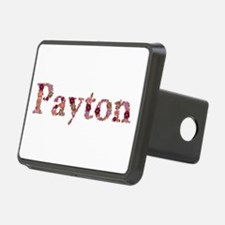 Payton Pink Flowers Hitch Cover