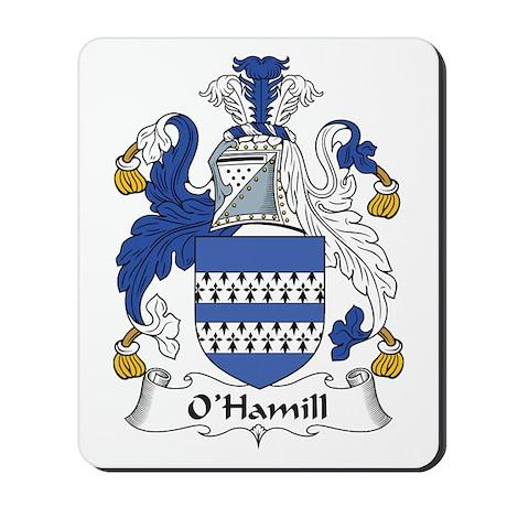 O'Hamill Mousepad