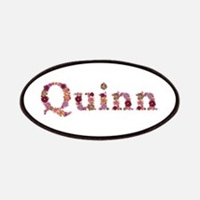 Quinn Pink Flowers Patch