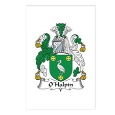 O'Halpin II Postcards (Package of 8)