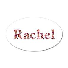 Rachel Pink Flowers Wall Decal