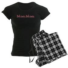 Mommom Pink Flowers Pajamas