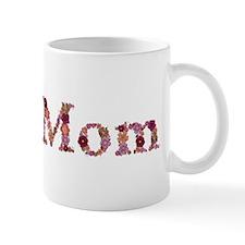Mommom Pink Flowers Mugs