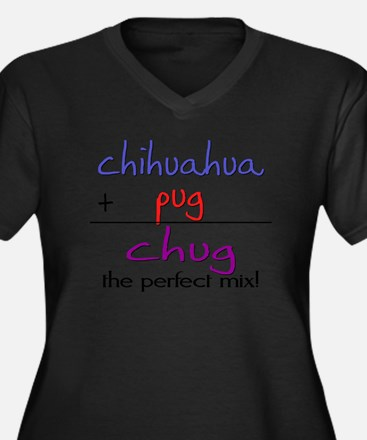 Chug PERFECT MIX Plus Size T-Shirt
