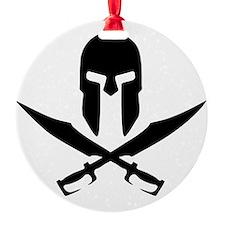 sparta Ornament