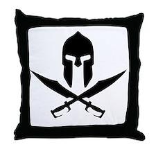 sparta Throw Pillow