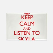 Keep Calm and listen to Skyla Magnets
