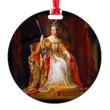 Queen Victoria Ornament
