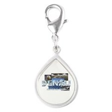 Elect Conservatives 2016 Silver Teardrop Charm