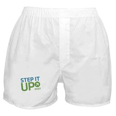 Step It Up Boxer Shorts