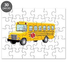 School Bus Puzzle