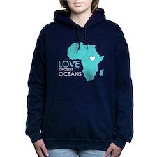 Love Crosses Oceans Hooded Sweatshirt