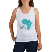 Love Crosses Oceans Tank Top