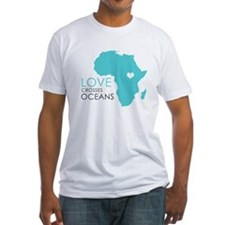 Love Crosses Oceans T-Shirt
