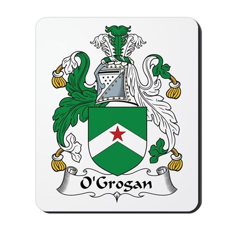 O'Grogan I Mousepad