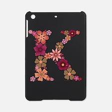K Pink Flowers iPad Mini Case