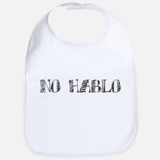 Cute Spanish Bib