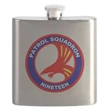 VP 19 Big Red Flask