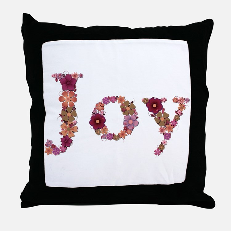 Joy Throw Pillows : Joy Pillows, Joy Throw Pillows & Decorative Couch Pillows