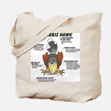 The Harris Hawk Tote Bag