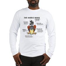 The Harris Hawk Long Sleeve T-Shirt