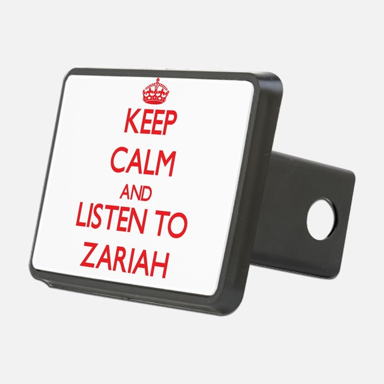Keep Calm and listen to Zariah Hitch Cover