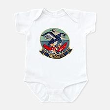 VP 22 Blue Geese Infant Bodysuit