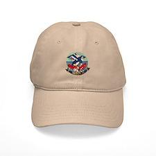 VP 22 Blue Geese Baseball Cap
