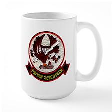 VP 17 White Ligtnings Mug