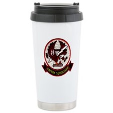 VP 17 White Ligtnings Travel Coffee Mug