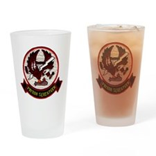 VP 17 White Ligtnings Drinking Glass