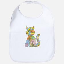 Quilt Cat Bib