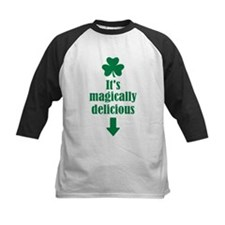 It's magically delicious shamrock Tee