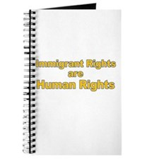 Immigrant Rights Are Human Rights Journal