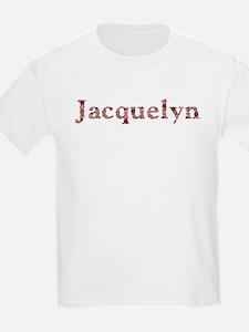 Jacquelyn Pink Flowers T-Shirt