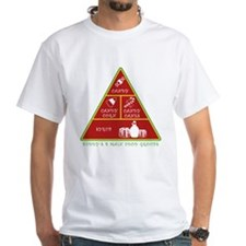 Buddy's Four Food Groups Shirt