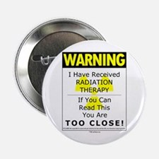 Radiation Warning Button