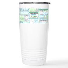 Cute Test Travel Mug