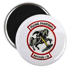VP 18 Flying Phantoms Magnet