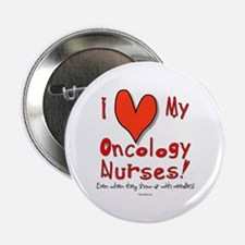 Love My Nurses Button