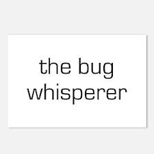 Bug Whisperer Postcards (Package of 8)