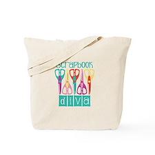 Scrapbook Diva Tote Bag