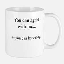 Agree Small Small Mug