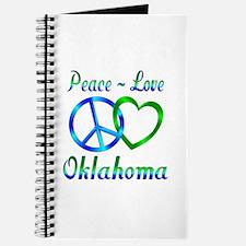 Peace Love Oklahoma Journal