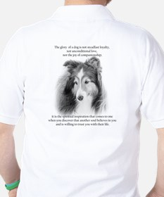 Sheltie Glory T-Shirt