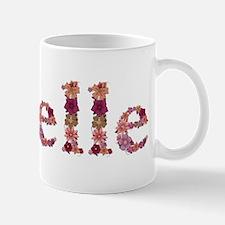 Giselle Pink Flowers Mugs